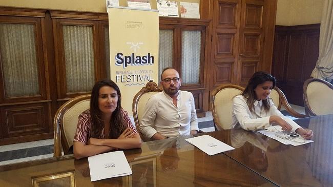 conferenza stampa splash festival