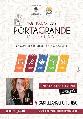 locandina portagrande festival