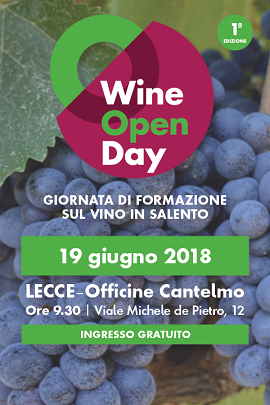locandina wine open day