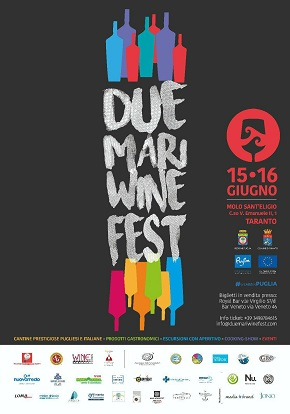 manifesto due mari winefest 2018