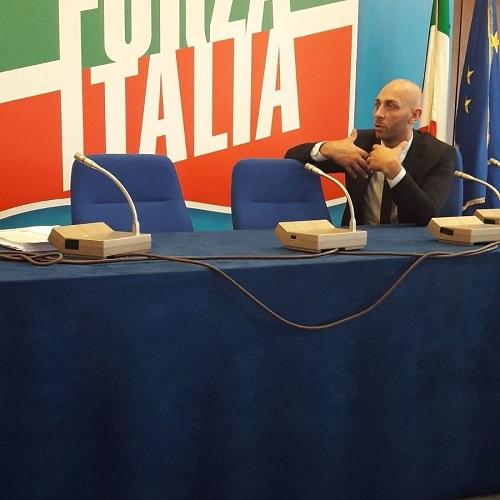 nomina luca russo nuovo vicecoordinatore regionale enti locali forza italia