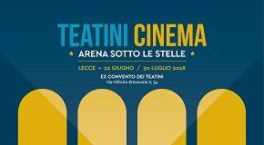 programma cinema teatini