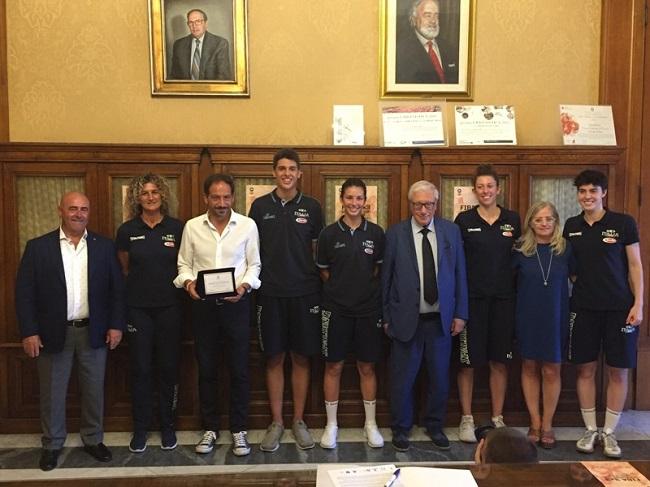 conferenza stampa qualificazioni europeo U18 pallacanestro