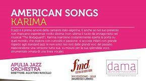 locandina american songs
