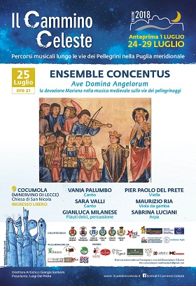 locandina evento ensemble concentus