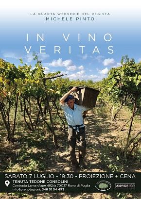 locandina 'in vino veritas'