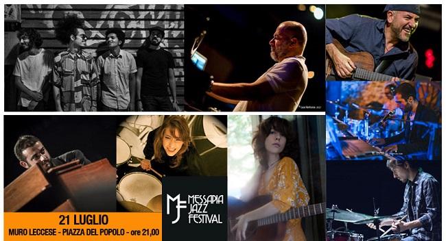 locandina 'messapia jazz festival'