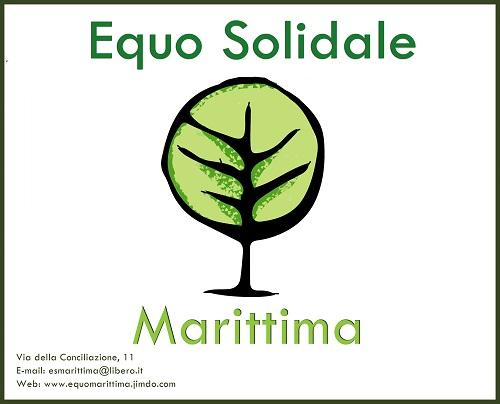 logo bottega equo-solidale marittima