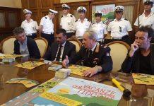presentazione 19^ edizione di 'vacanze con i fiocchi per la sicurezza stradale'