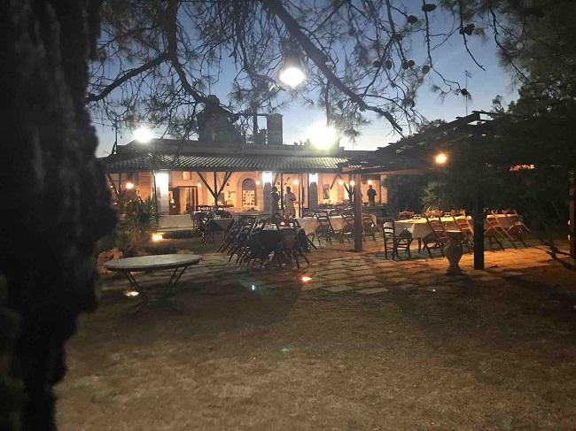 sera alla fattoria (locale)