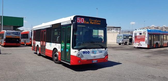 sperimentazione dei tornelli sugli autobus