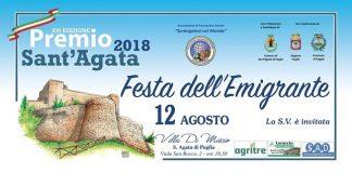 banner premio sant'agata 2018