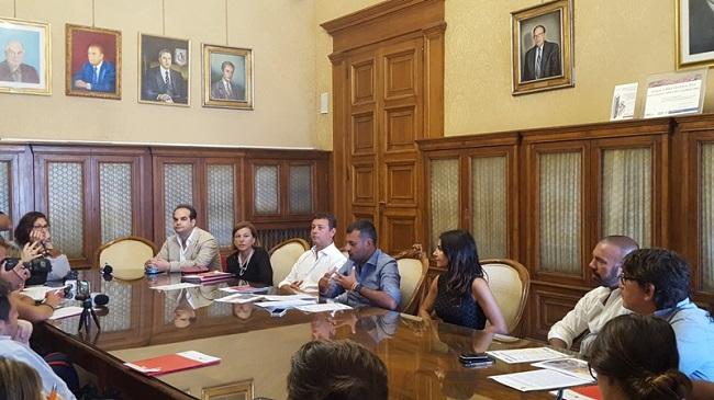 conferenza stampa pubblicazione bando Reti civiche urbane