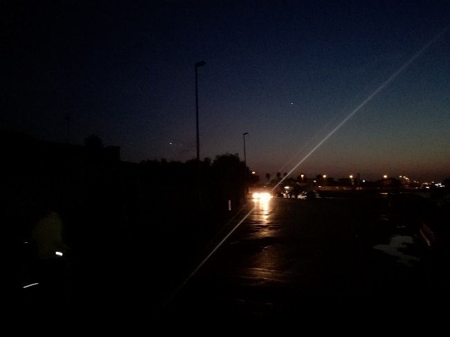 illuminazione san giorgio