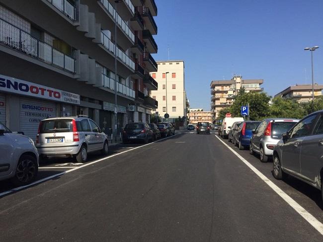 manutenzione strade giovanni modugno poggiofrnaco