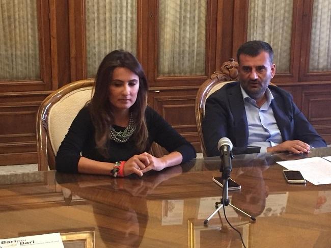 conferenza stampa bando Urbis per imprese sociali di prossimità