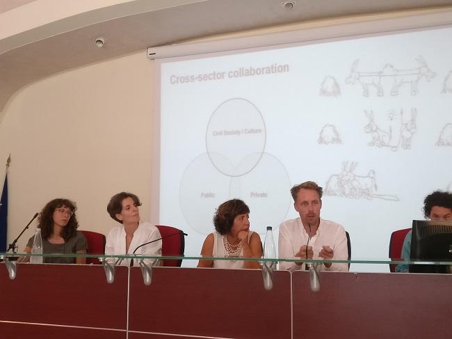 conferenza stampa botanicall
