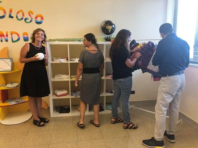 inaugurato al san paolo centro sperimentale per la prima infanzia e la genitorialità