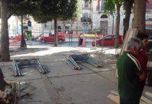 interventi di riqualificazione piazza plebiscito barletta