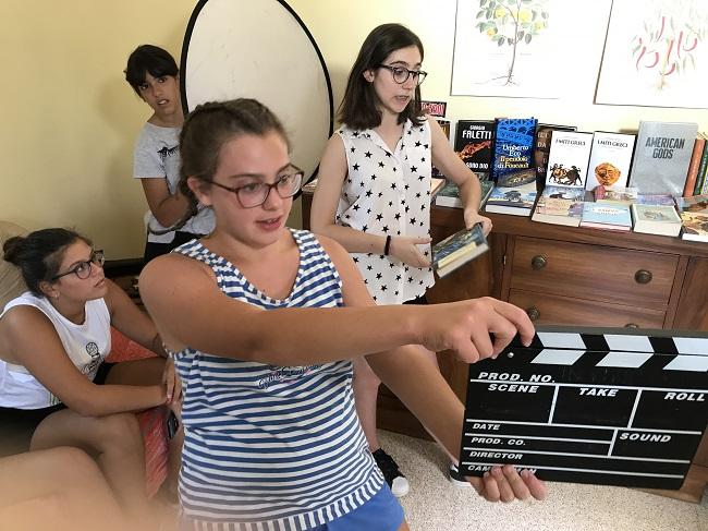 libereroi - laboratorio cinematografia