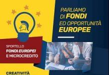 locandina convegno M5S su fondi europei