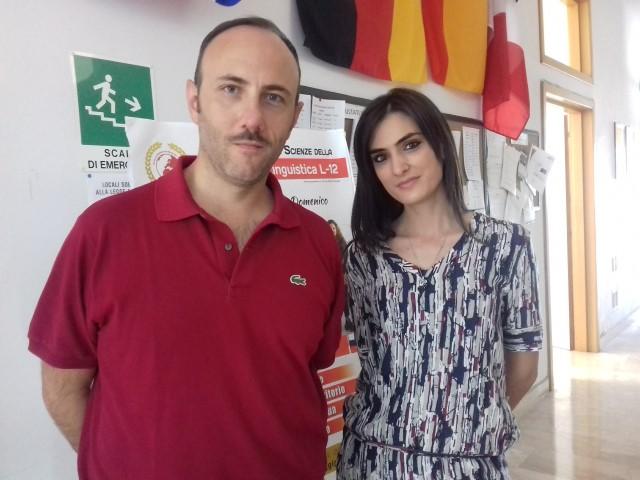 lorenzo albano e licia addesa