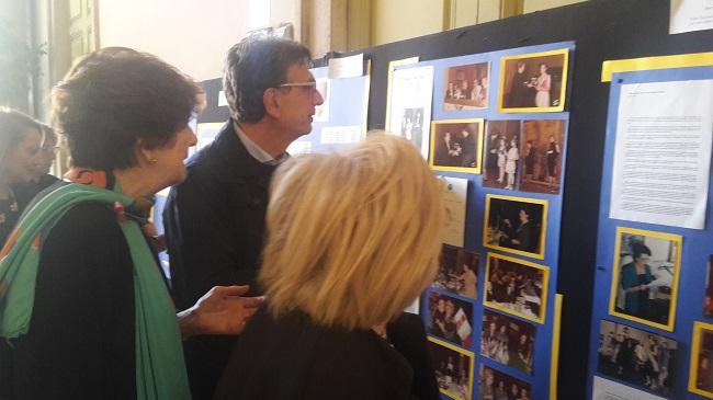 50 anni di fidapa a barletta, cerimonia e mostra fotografica nella galleria del curci