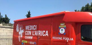 ambulatorio mobile per i migranti