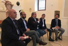 conferenza stampa grottaglie città europea dello sport
