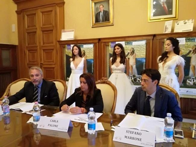 conferenza stampa manifestazione 'promessi sposi'