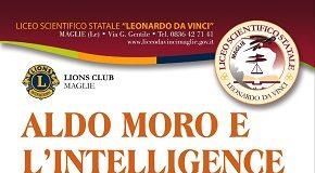 locandina presentazione libro 'aldo moro e l'intelligence'