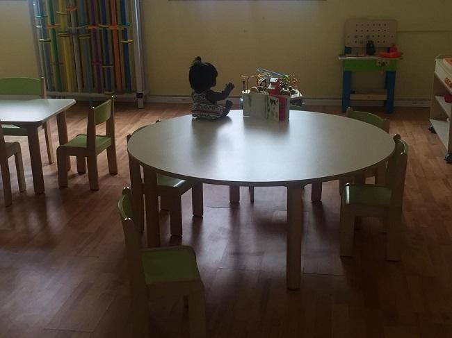 riprese le attività del centro ludico per la prima infanzia presso la scuola melo