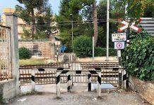 soppressione passaggio pedonale ferrovia