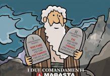 comandamenti mabasta