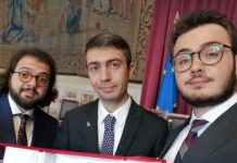 foggiani premiati - warning film