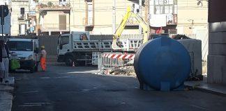 lavori soppressione passaggio a livello di via milano