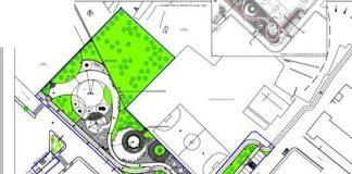 parco di borgo san nicola (planimetria)