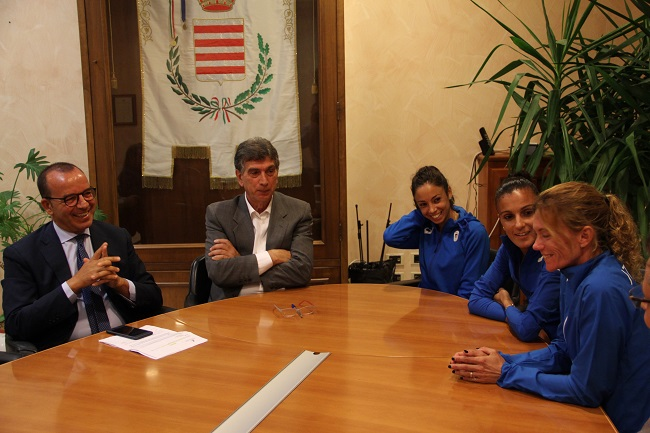 presentazione primo raduno nazionale di maratona fidal