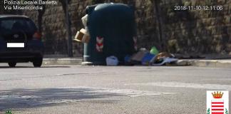 abbandono illecito rifiuti