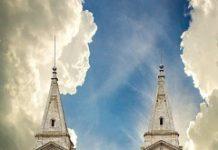 la basilica oggi senza la cupola