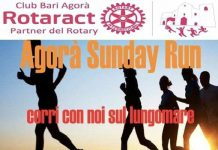 locandina evento 'agorà sunday run'