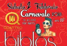 banner carnevale neretino targato biblos