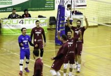 grottaglie - sammichele (volley)