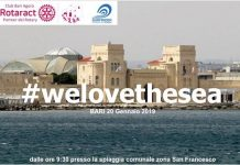 locandina evento 'we love the sea'