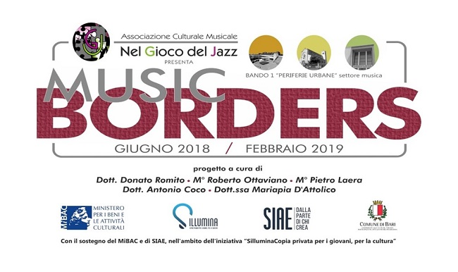 logo music borders