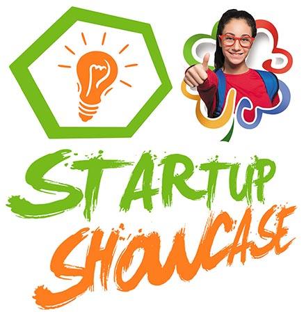 logo startup showcase