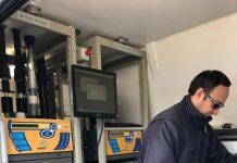 monitoraggio ambientale, collaudata con successo la centralina mobile