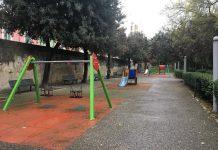 riparate giostrine villa bonelli