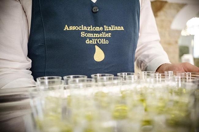 somelier dell'olio