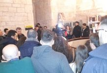 studenti e sindaco di barletta ricordano giulio regeni